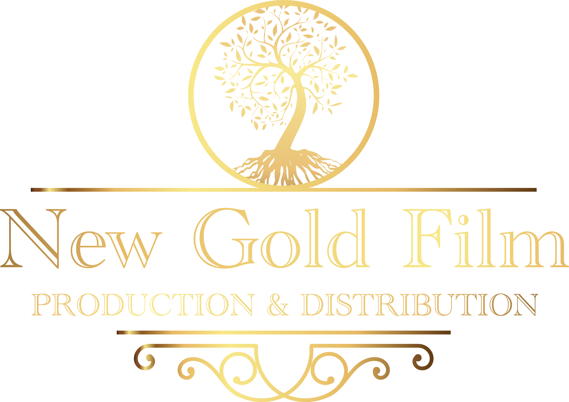 new gold film