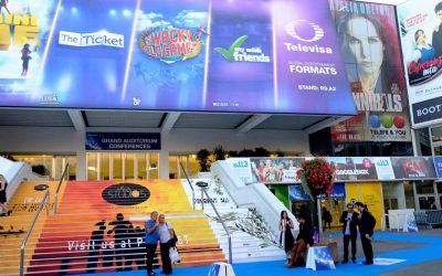 MIPCOM – The world's entertainment content market